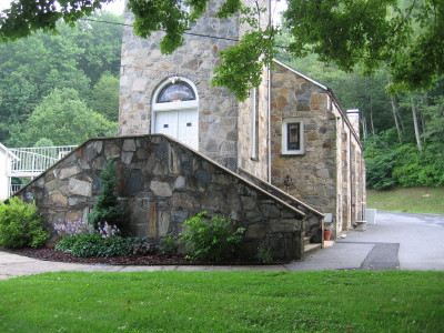 Magill Memorial Presbyterian - Roan Mountain